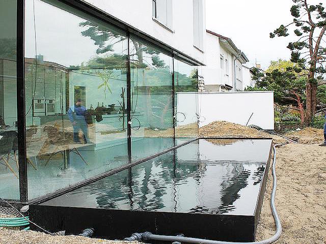wasserbecken stahl preis schwimmbad und saunen. Black Bedroom Furniture Sets. Home Design Ideas