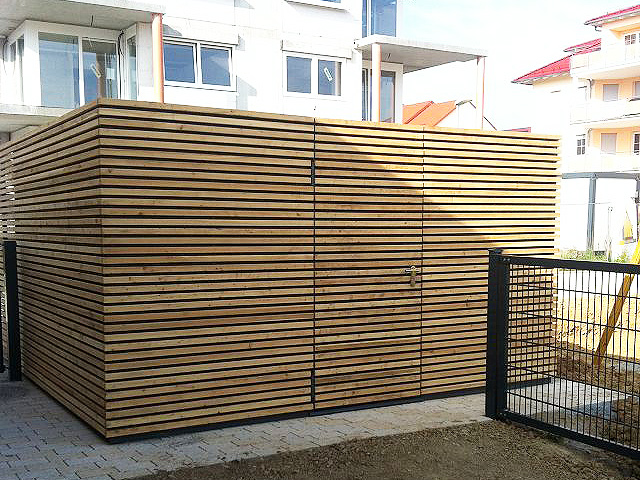 Fmh Geratehauser Design Gartenhauser Fmh Metallbau Und Holzbau