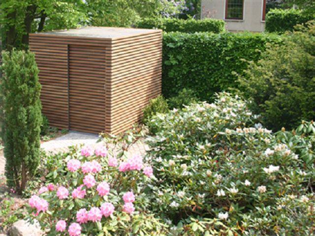 FMH: Gerätehäuser/ Design Gartenhäuser, FMH Metallbau und ...