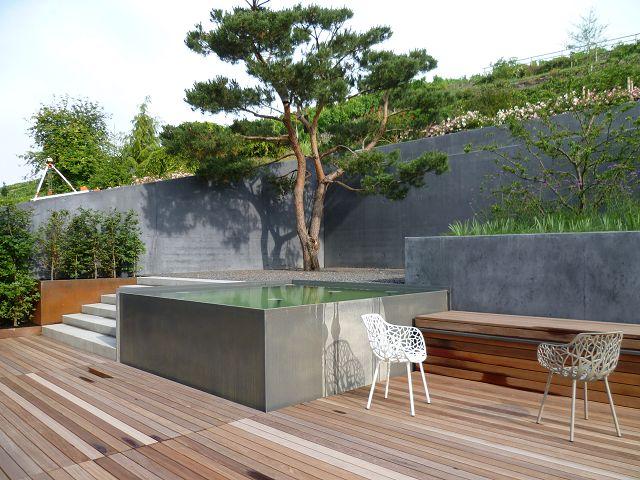 fmh wasserbecken fmh metallbau und holzbau stuttgart. Black Bedroom Furniture Sets. Home Design Ideas